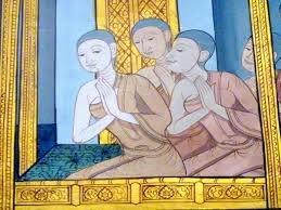 Bhikkhunis, Wat Pho